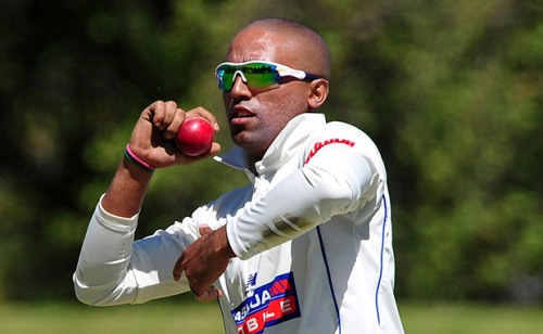 Cricket - Supersport Series 2012/13 - Cape Cobras v Warriors - Day 2 - Boland Park